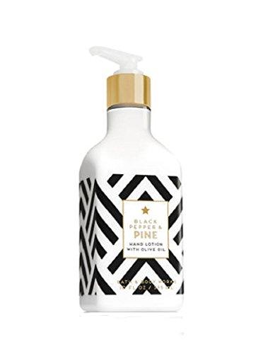 Black Olive Cream - Bath & Body Works Olive Oil Hand Lotion Black Pepper & Pine
