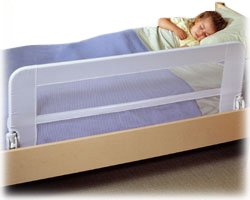 Dex Universal Safe Sleeper Bed Rail - High Hinge by DEX