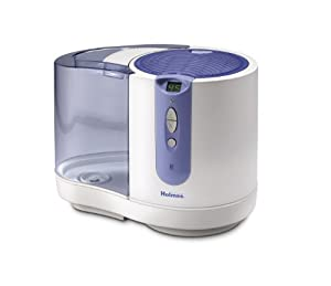Quiet humidifier for bedroom