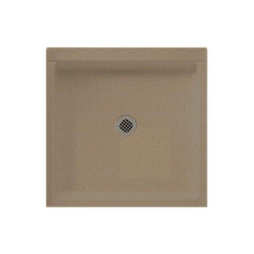 good Swanstone SF03636MD.091 36-Inch x 36-Inch Single Threshold Shower Floor, Barley