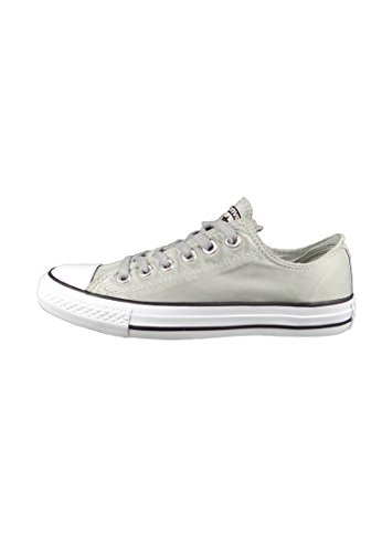 Converse All Star Ox Garcon Baskets Mode Gris