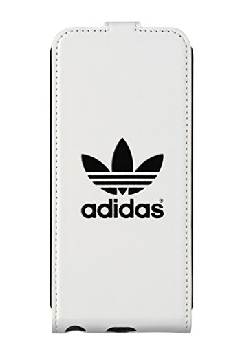 Adidas 15679 FLIP CASE iPhone 5/5S White/Black