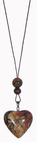 Heart Chakra Amulet by Dakini Designs