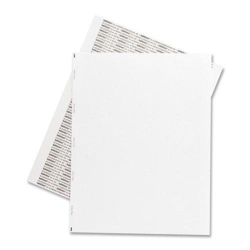 (Tabbies Laser Printer Transcription Labels - 1000 / Box)