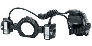 Canon MT-24EX Macro Twin Lite Flash for Canon Digital SLR Cameras by Canon Cameras Us