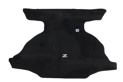 - Nissan Genuine Accessories 999E3-ZV001 Carpeted Cargo Mat