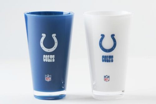 Duck House 9413101635 20 oz. Indianapolis Colts Tumbler