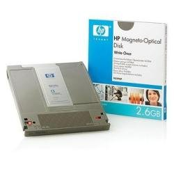 Disk Magneto Optical HP 2.6GB