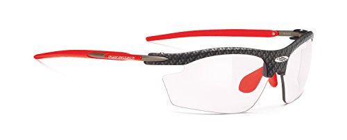 Rudy Project Rydon - Lunettes cyclisme - gris/rouge 2018 lunettes uvex