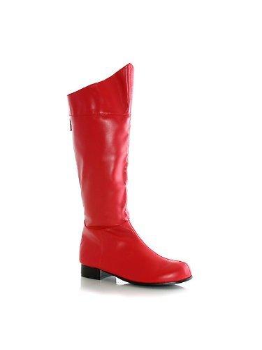 Ellie Men's Shazam-121 Costume Shoes,Red Patent,L M US