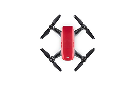 DJI Spark, Mini Drone, Lava - Fly Aerobatics Rc