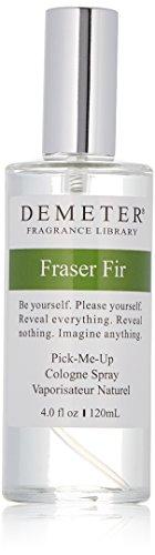 Demeter Cologne Spray for Women, Fraser Fir, 4 Ounce