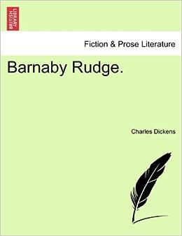 Book Barnaby Rudge.