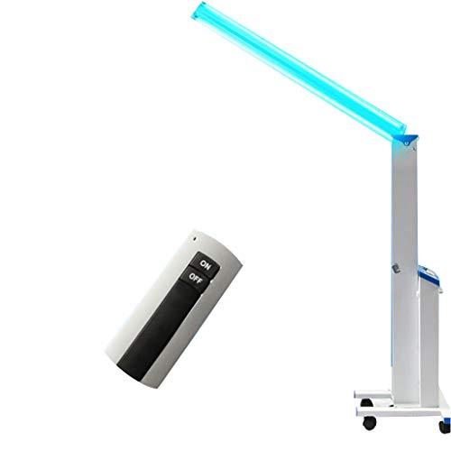 Lámpara de desinfección UV Lámpara médica germicida Ultravioleta Esterilización móvil doméstica Vehículo de...