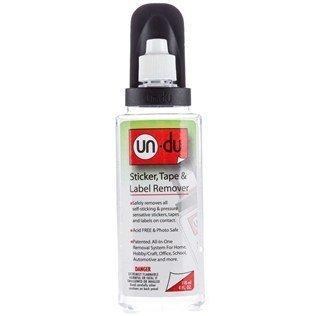 Un-Du Adhesive Remover