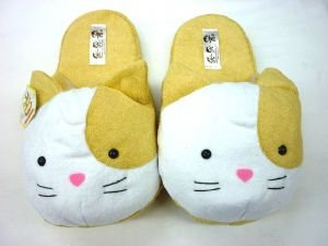 Cute Animal Indoor Slipper (Cat & Kitty)