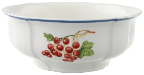(Villeroy & Boch Cottage 8-1/4-Inch Round Vegetable Bowl)