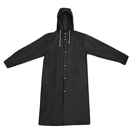 Amazon.com: Lhoste - Abrigo impermeable de EVA con capucha ...