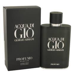 GIORGIO ARMANI Acqua Di Gio Profumo by Giorgio Armani for Men Eau De Parfum Spray 4.2 oz