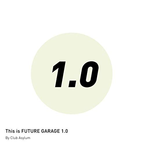 This is Future Garage 1.0 - Club Asylum - Download Sample Pack DVD non BOX