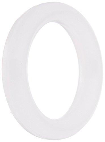 0.5 Bone - Susan Bates Plastic Bone Rings, 1/2-Inch, 30 Per Package