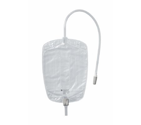 - Mentor 51701900 Urinary Leg Bag Security+ Anti-reflux Valve 600 Ml Polyethylene 5170 Box Of 1
