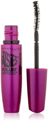 Maybelline New York The Falsies Volum' Express Washable Mascara, 0.25 Fluid Ounce