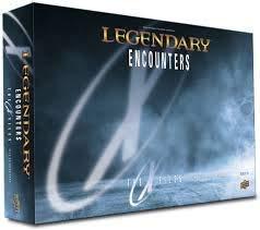 Legendary Encounters: X-Files Deck Building Game