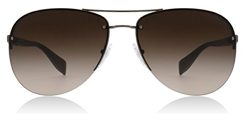 PRADA Sport PS56MS Sunglasses: Color - 5AV6S1, Size ()