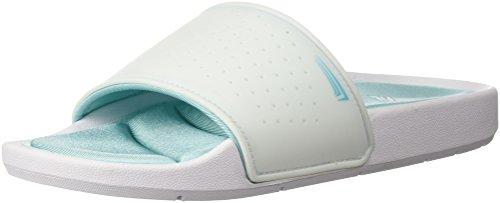 Copper Fit Women's Glide Foam Sandal White nnJ3xObNv