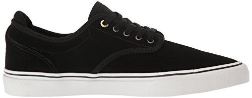 Emerica Wino G6 Black, Zapatillas de Skateboarding para Hombre Black/White