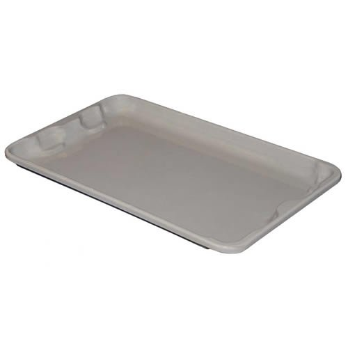 Gray Glass-Reinforced Cover for 25-1/4''L x 18''W Container (Containers Sold Seperately) (2 Covers)