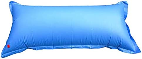 4 x 4 Pillow Puri Tech Bulldog Winter Air Pillow Inflated Pillow for Above Ground Swimming Pools Lifts Winter Pool Cover Out of Water to Prevent Cover Freezing