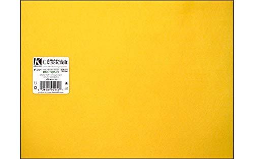 Kunin Rainbow Classic Felt 9x12 inch (24 ()