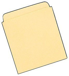 Library Card Pockets, 100-Count