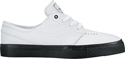 Nike Unisex SB Zoom Janoski Prem CPSL Skate Shoes 8.5 White