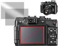 Micro Solution Digital Camera Anti-Reflection Anti-Fingerprint HD Display Protection Film (Pro Guard ARSH) for Canon PowerShot G1 X // DCDPF-PSG-B