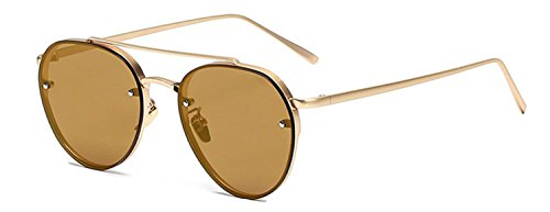 Aviator Mirror Designer Fashion Sunglasses product image