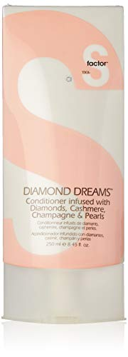 Tigi S Factor Dream Drops - TIGI S-Factor Diamond Dreams Conditioner for Unisex, 8.45 Ounce