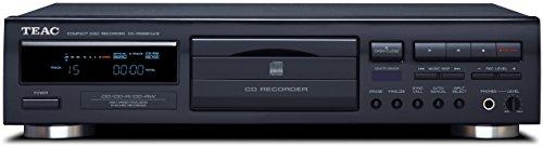 Teac CD-RW890MK2(B) HiFi CD-recorder voor CD-R/CD-RW media (ideaal voor het overspelen, opnemen van evenementen, cd…