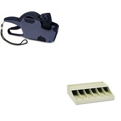 KITCOS090941MMF210470089 – Value Kit – Garvey Pricemarker Model 22-77 (COS090941) and MMF Bill Strap Rack (MMF210470089)
