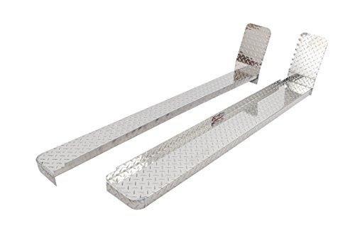 Dee Zee DZ1059 Brite-Tread Aluminum Running Boards (Tread Running Boards)