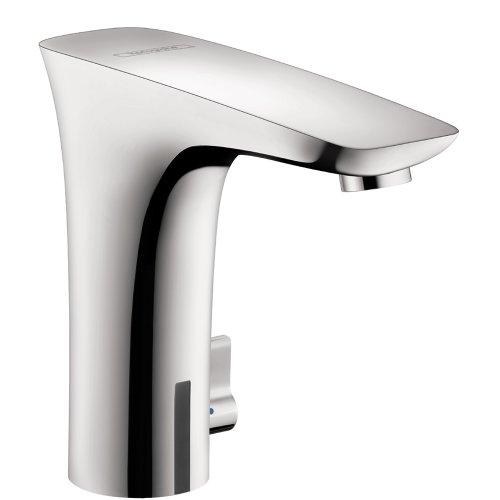 Hansgrohe 15170001 PuraVida Electronic Faucet with Temp Control, Chrome (Hansgrohe Electronic Faucet)
