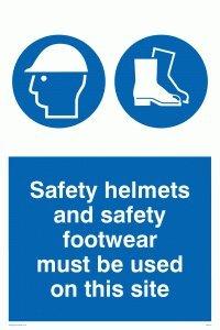 """Viking signos mc515-a3p-v """"Cascos de seguridad y calzado de seguridad"""