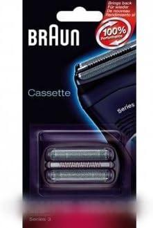 Braun – Cassette Series 3 para afeitadora Braun: Amazon.es: Salud ...