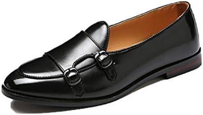 ビジネスシューズ メンズ 通気 革靴 モンクストラップ ローファー 紳士靴 フォーマル 通勤 歩きやすい オフィス カジュアル パーティー 疲れにくい 大人 男性 二次会 飲み会 ドレスシューズ セレモニー 滑りにくい 春夏