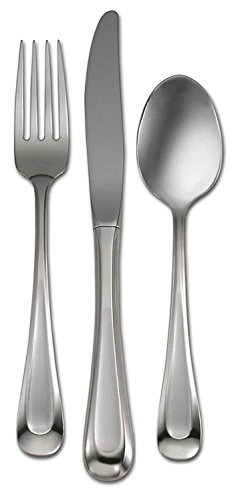 Oneida Satin Sand Dune 12-Piece Flatware Set, Service for 4