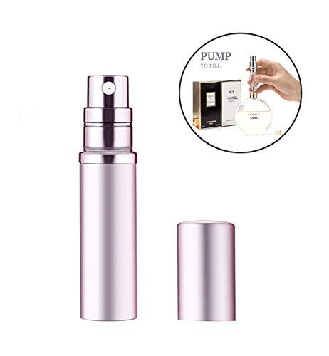 Pink Bottle Perfume - Pink Atomizer Perfume Bottle Refillable Perfume