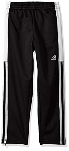 - adidas Boys' Toddler Tapered Trainer Pant, Striker Black, 3T