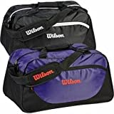 Purple Wilson Avanti 19'' Multi-Purpose Sports Duffle Bag